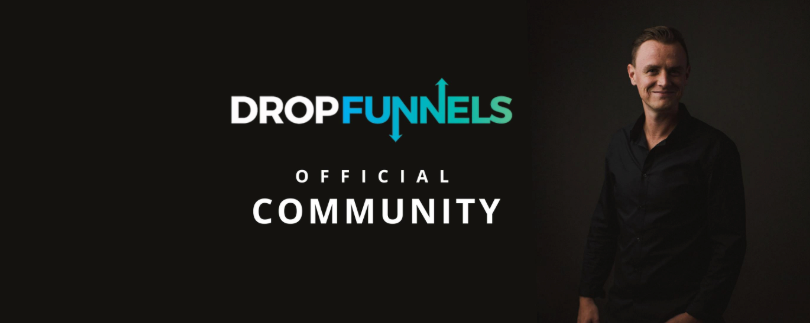 DropFunnels Facebook Community